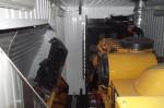 Caterpillar в контейнере