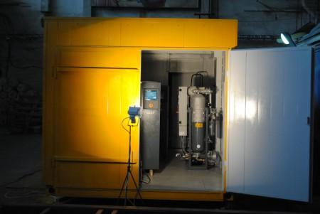 контейнер для компрессоров